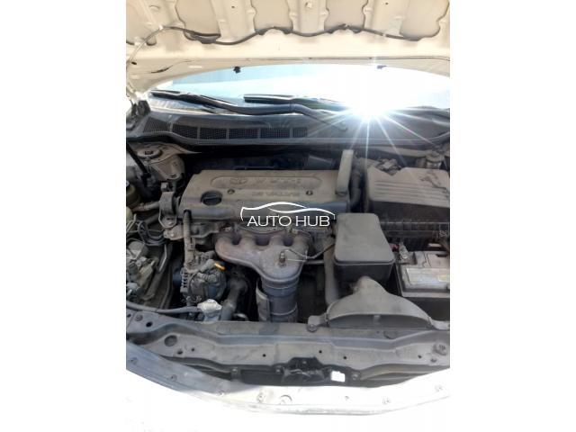 2010 Toyota Camry White