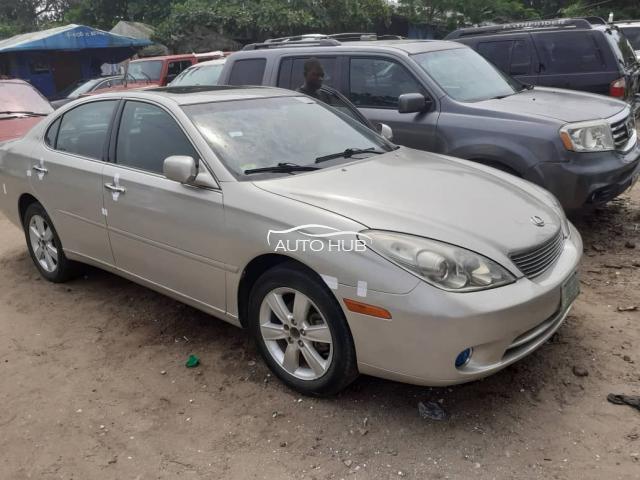 2005 Lexus ES 330 Silver