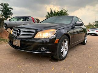 2008 Mercedes Benz C300 Black