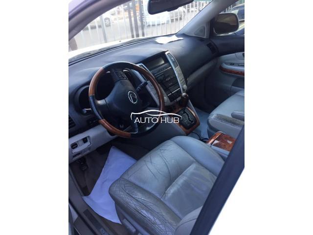 2008 Lexus RX 330 White