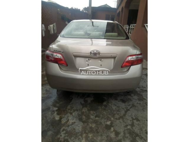 2008 Toyota Camry Gold