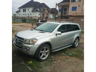 2008 Mercedes Benz GL 550