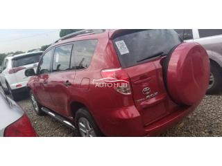 2012 Toyota Rav 4 Red