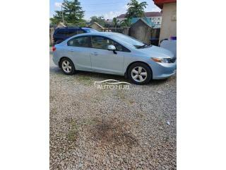 2012 Honda Civic Blue