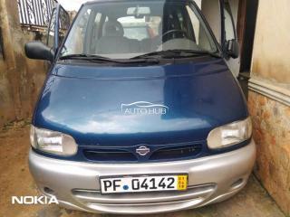 2005 Nissan Serena Blue