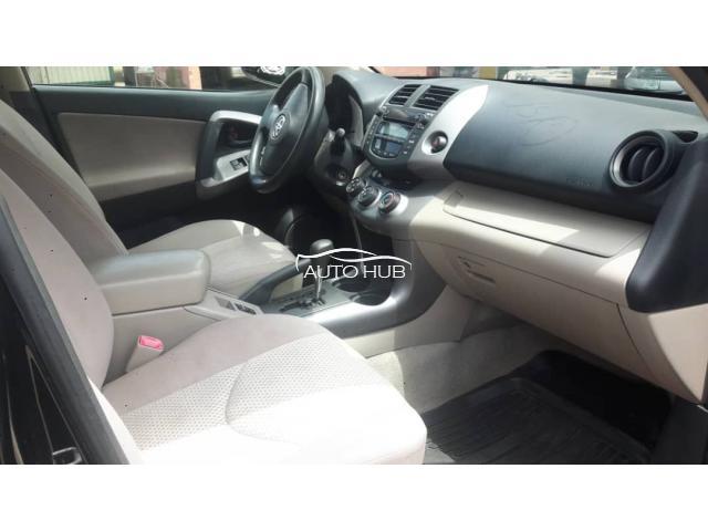 2007 Toyota Rav 4 Black