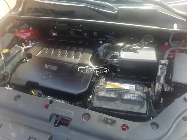 2008 Toyota Rav 4 Red