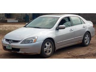 2006 Honda Accord Gold