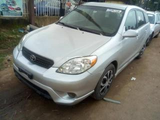 2004 Toyota Matrix White