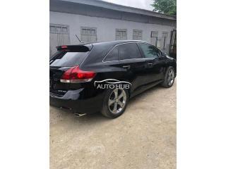 2014 Toyota Venza Black