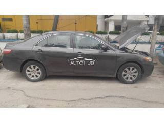 2007 Toyota Camry Gray