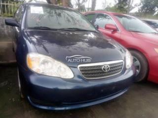 2005 Toyota Corolla Blue
