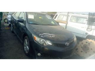 2013 Toyota Camry Black
