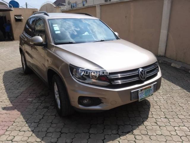 2013 Volkswagen Tiguan Brown