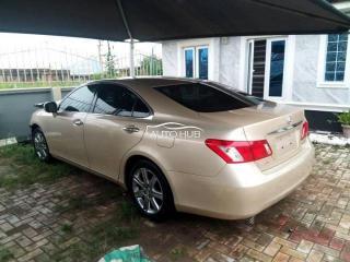 2008 Lexus ES 350 Gold