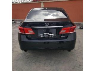 2011 Lexus ES 350 Black