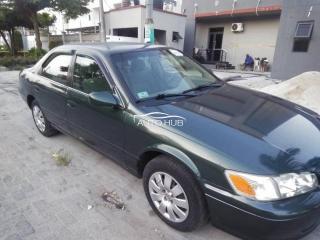 2001 Toyota Camry Black