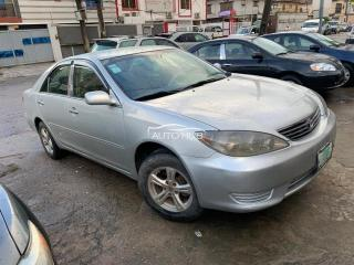 2005 Toyota Camry Silver