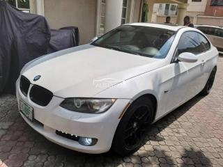 2008 BMW 355Xi White