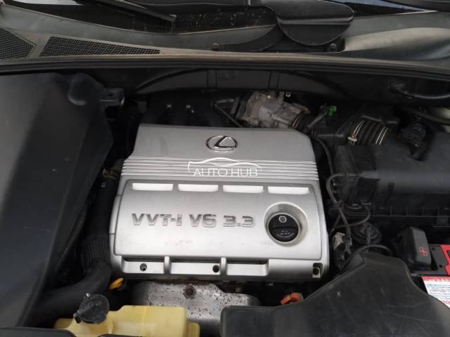 2006 Lexus RX 330 Silver