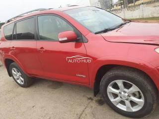2013 Toyota Rav 4 Red