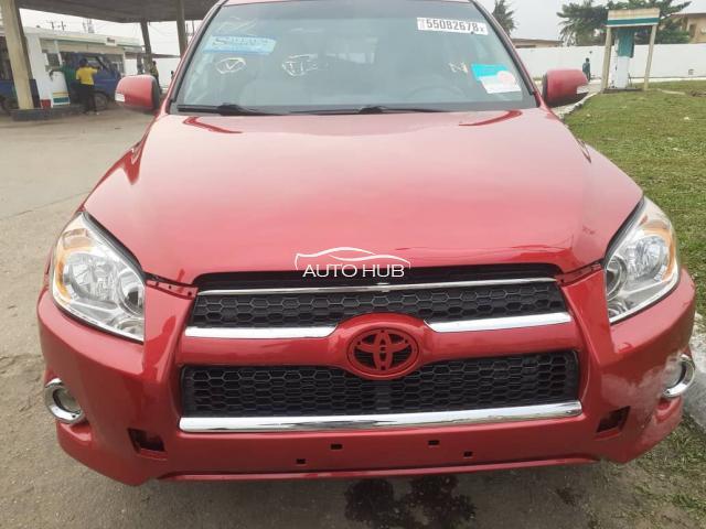 2013 Toyota Rav 4 Red