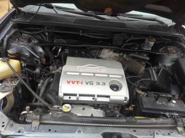 2006 Toyota Highlander Gray