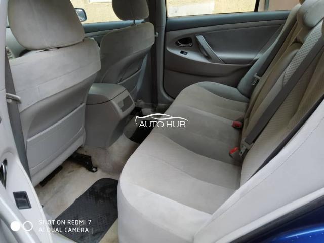 2009 Toyota Camry Blue