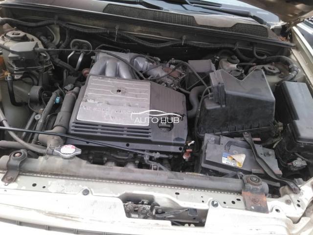 2003 Toyota Highlander Gold
