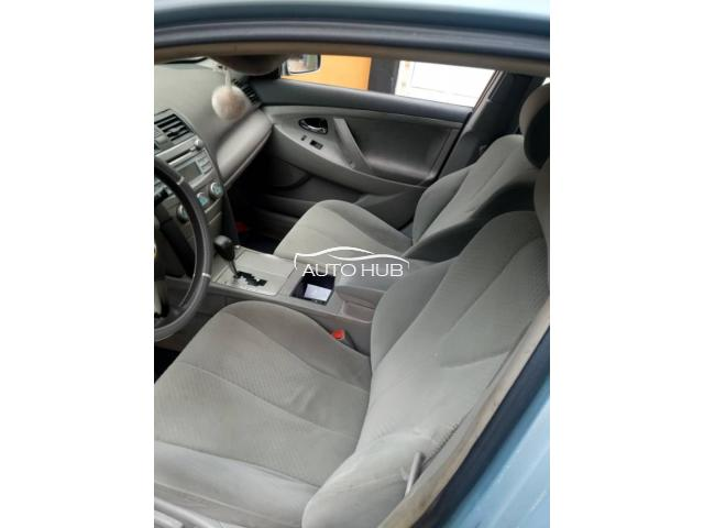 2007 Toyota Camry Blue