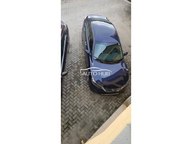 2015 Honda Accord Blue