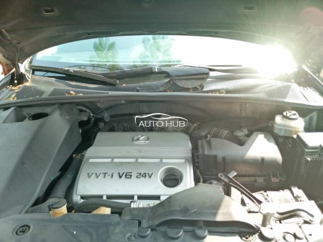 2008 Lexus RX 330 Gray