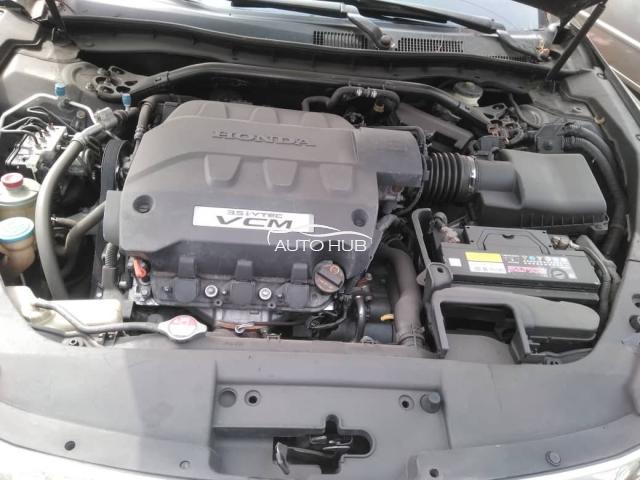2010 Honda Crossture Black