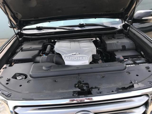 2012 Lexus GX 460 Black