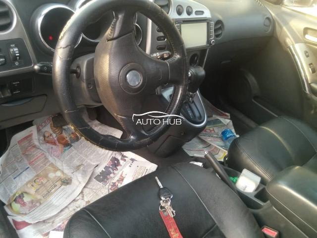 2003 Toyota Matrix Blue