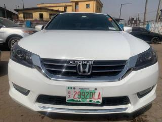2014 Honda Accord White