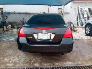2006 Honda Accord Black
