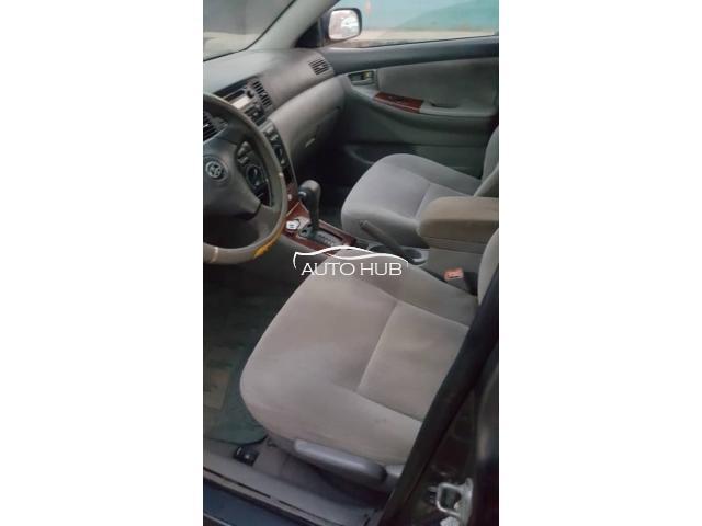 2005 Toyota Corolla Gray