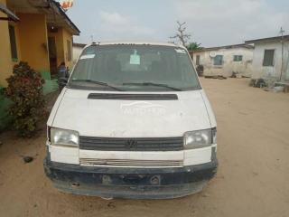 1999 Volkswagen TL White