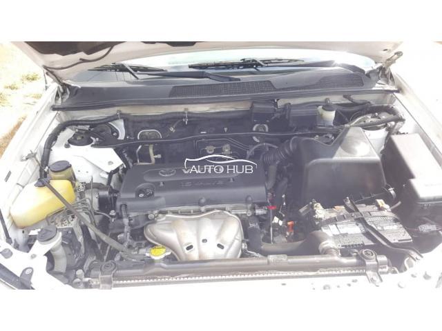 2007 Toyota Highlander White