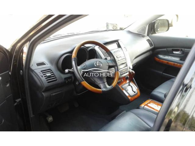 2008 Lexus RX 350 Black