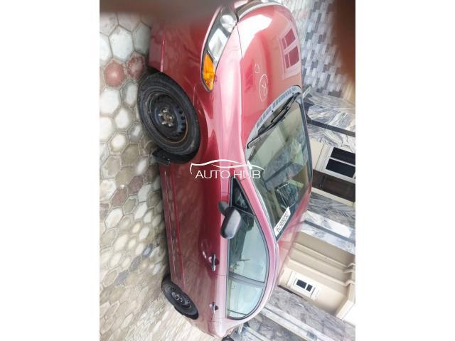 2008 Honda Civic Red