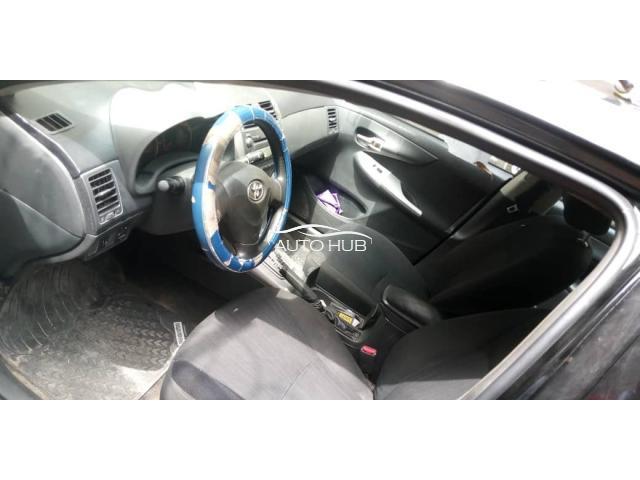 2009 Toyota Corolla Black