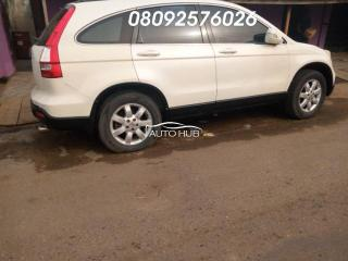 Registered Honda CR-V 2007