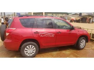 2006 Toyota Rav-4 Red