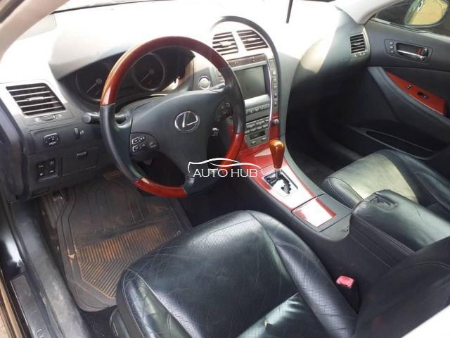 2009 Lexus ES 350 Black