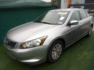 2008 Honda Accord Silver