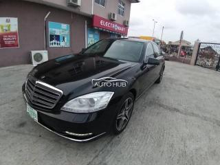 2009 Mercedes Benz S550 Black
