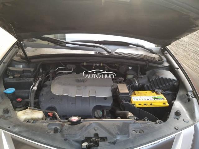 2010 Acura ZDX Black