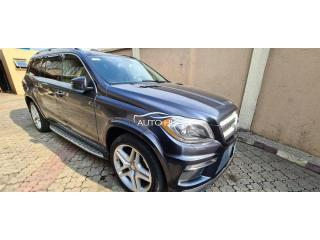 2013 Mercedes GL550 Black